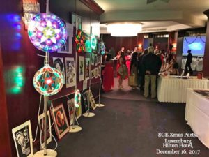 Philippine Parol by SGE Group in Luxembourg