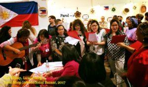 Philippine Parol Display