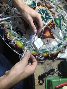 Parol Shop Online changing wire